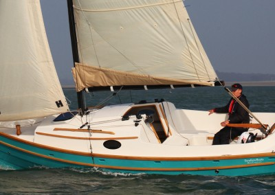 Swallow Boats BayCruiser 23