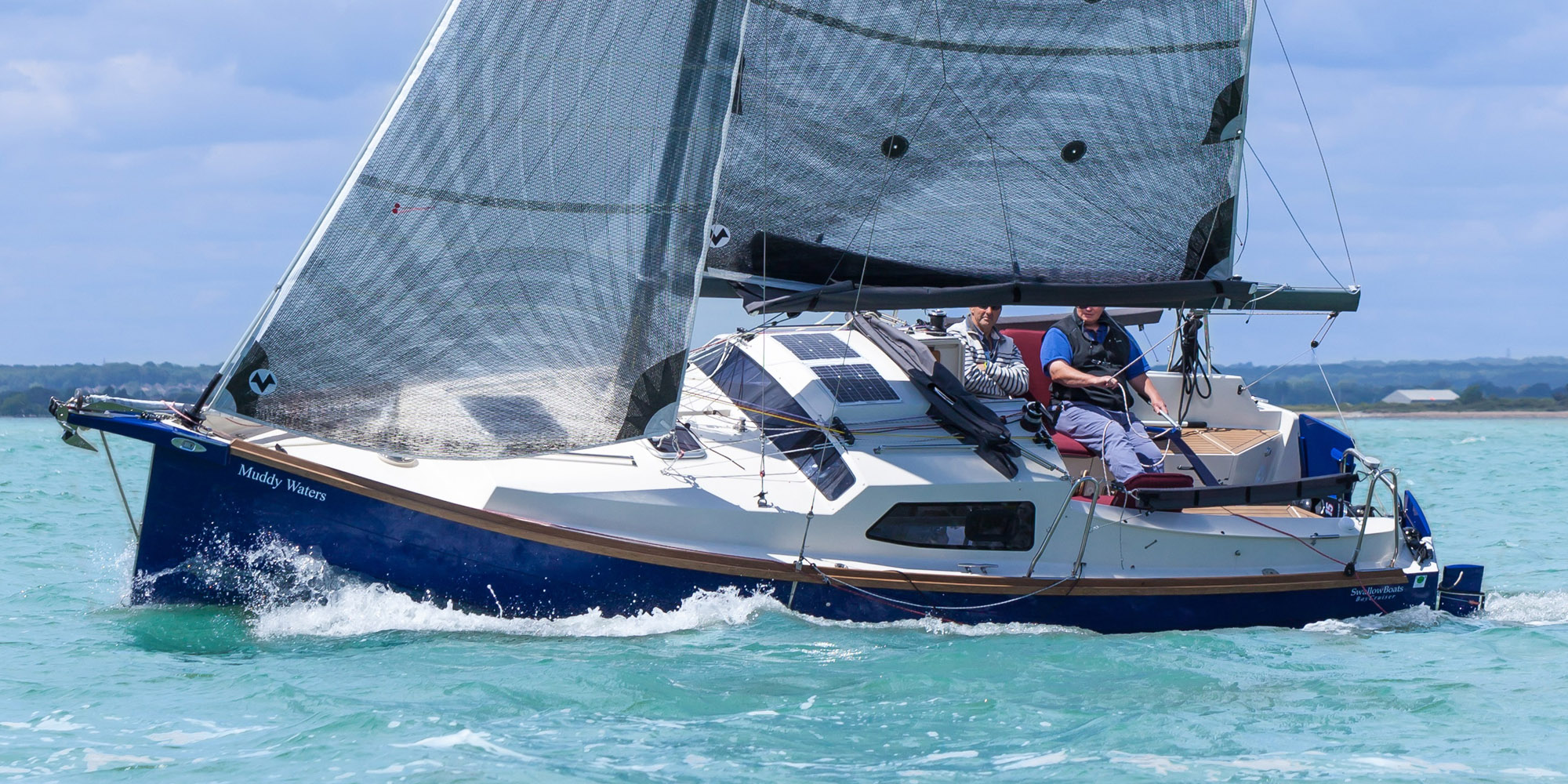 Bay Cruiser 26 Performance Sailing
