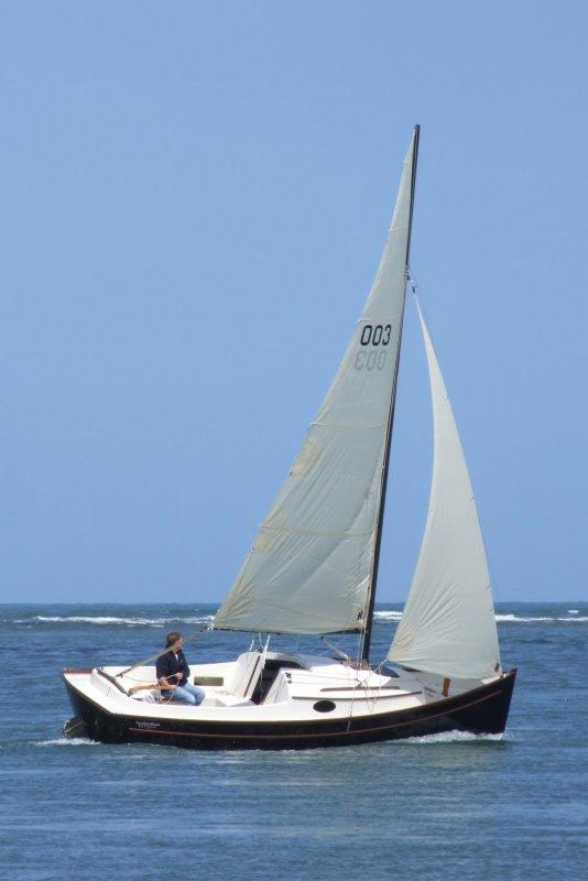 BayCruiser 23 | Swallow Yachts