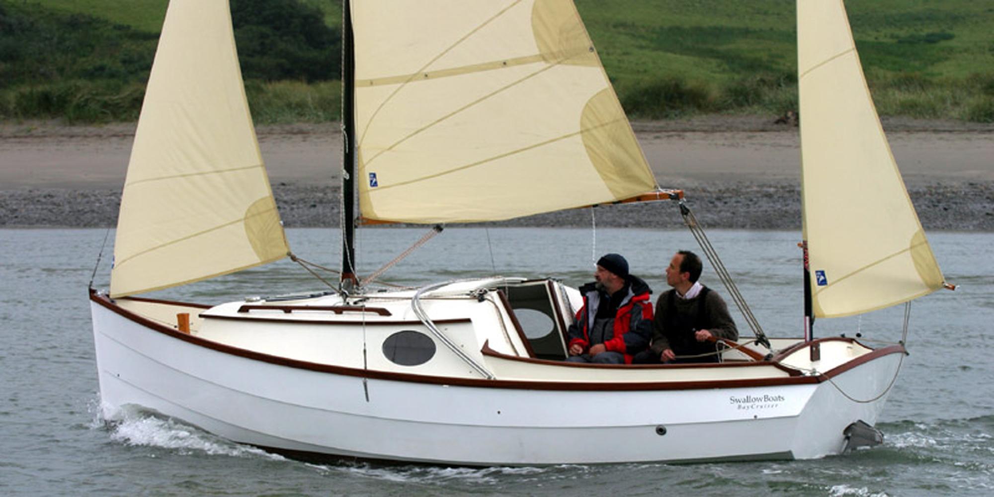 BayCruiser 20 | Swallow Yachts