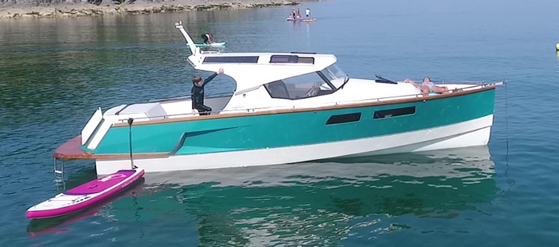 Swallow Yachts Whisper 300